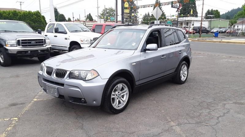 BMW X3 2006 price $8,995
