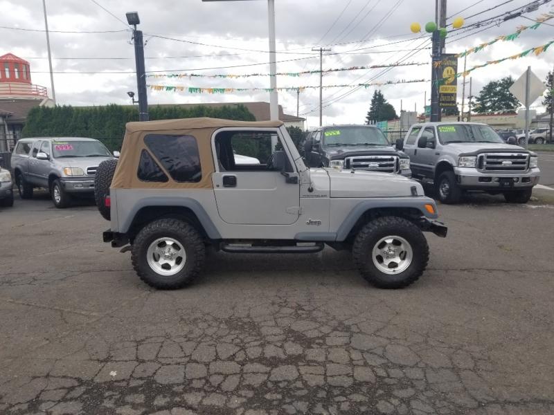 Jeep Wrangler 2000 price $8,995