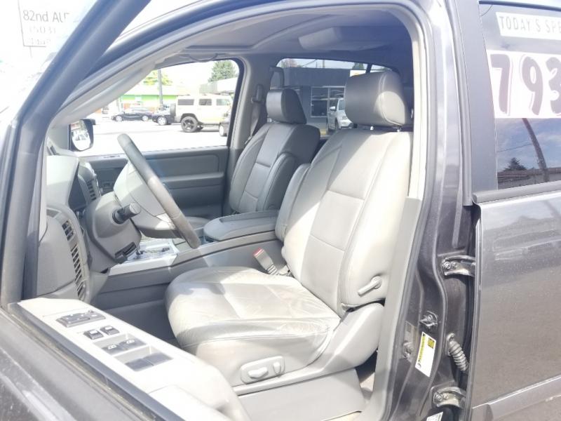 Nissan Armada 2005 price $7,933