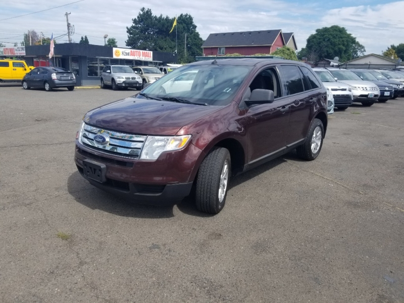 Ford Edge 2009 price $9,995