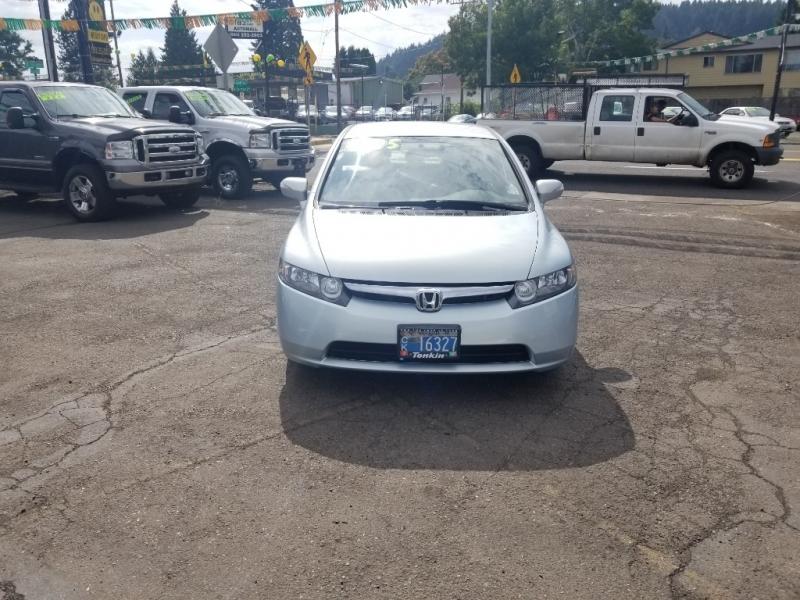 Honda Civic Hybrid 2006 price $4,995