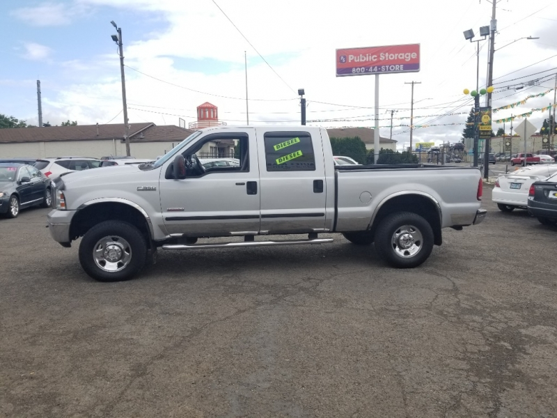 Ford Super Duty F-350 SRW 2005 price $14,995
