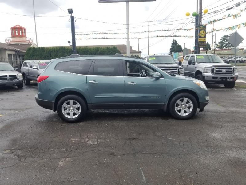 Chevrolet Traverse 2009 price $9,495