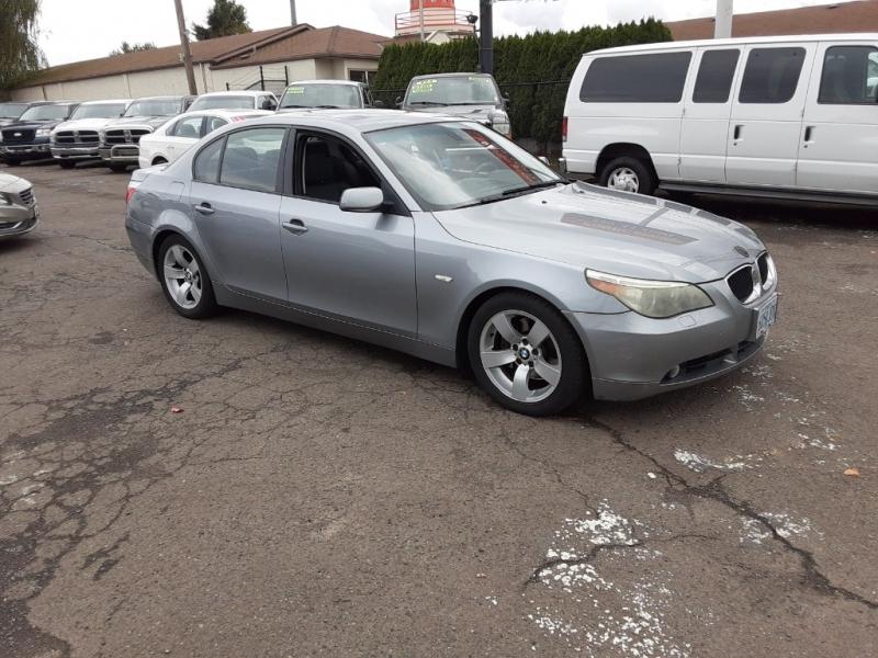 BMW 5-Series 2006 price $6,995