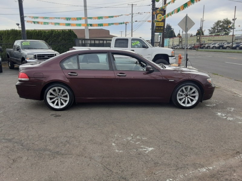 BMW 7-Series 2008 price $8,995
