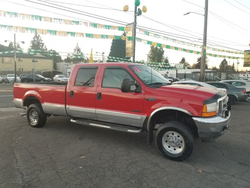 Ford Super Duty F-350 SRW 2001 price $13,995