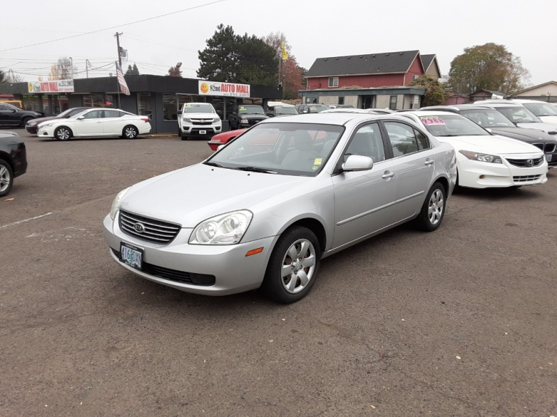 Kia Optima 2008 price $3,888