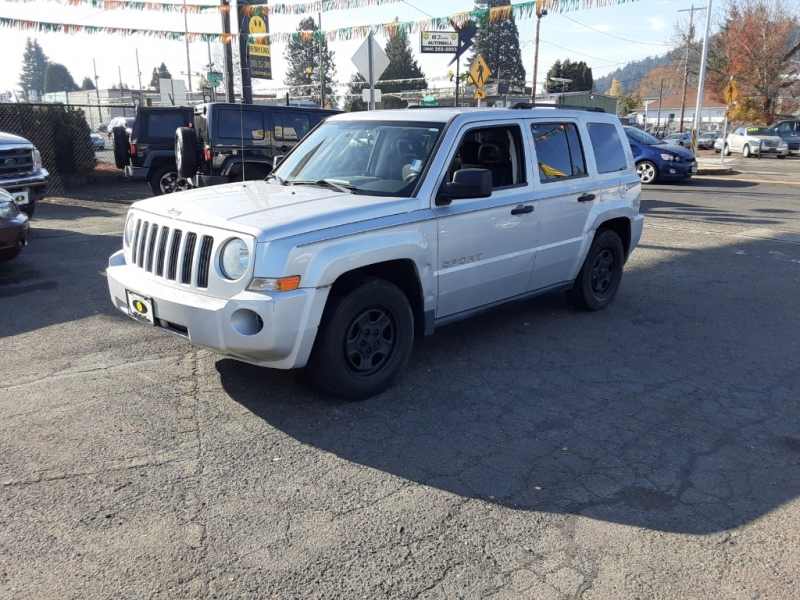 Jeep Patriot 2008 price $6,888