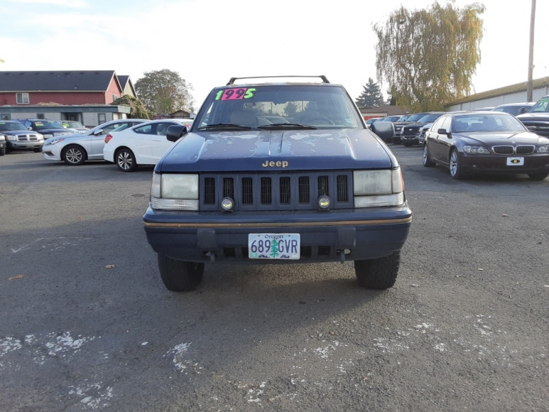 Jeep Grand Cherokee 1994 price $1,995