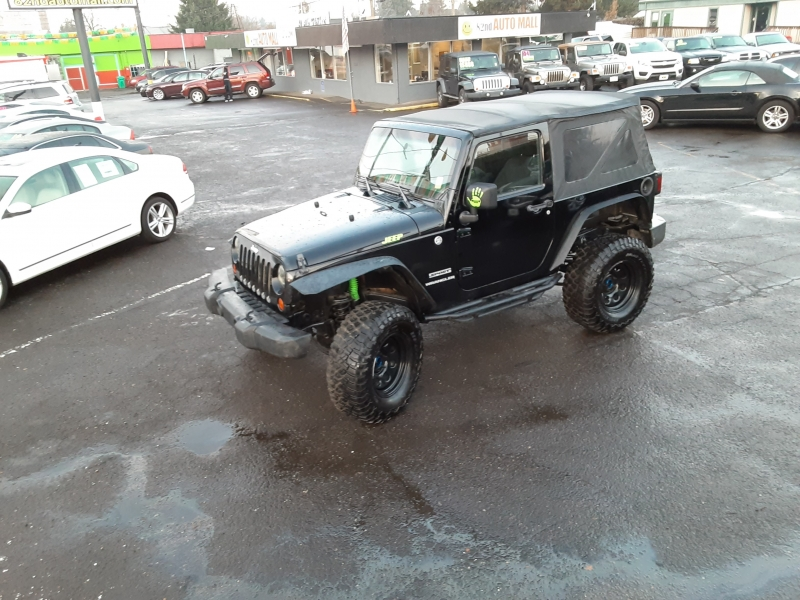 Jeep Wrangler 2013 price $23,995