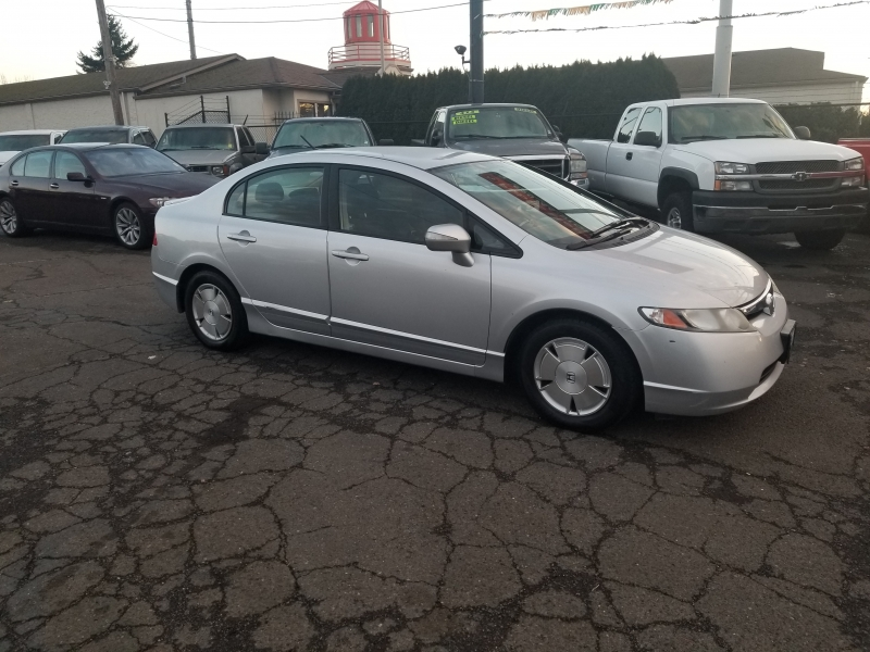 Honda Civic Hybrid 2008 price $4,995