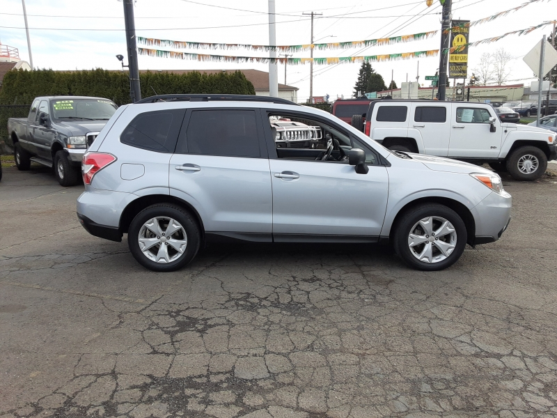 Subaru Forester 2015 price $15,495