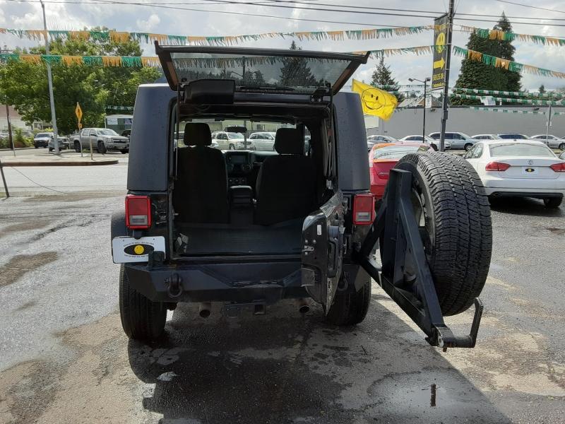 Jeep Wrangler 2013 price $15,995
