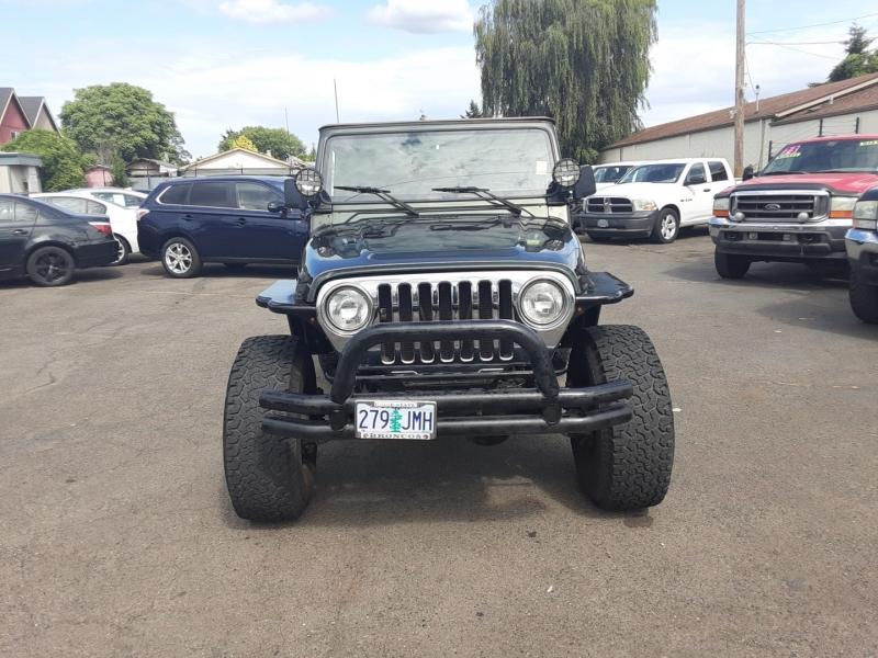 Jeep Wrangler 1998 price $10,995