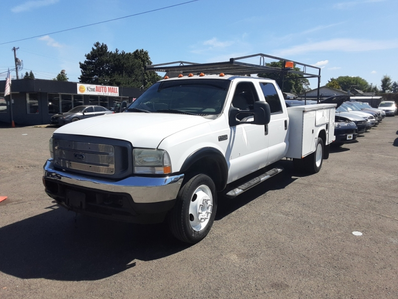 Ford Super Duty F-450 DRW 2004 price $12,995