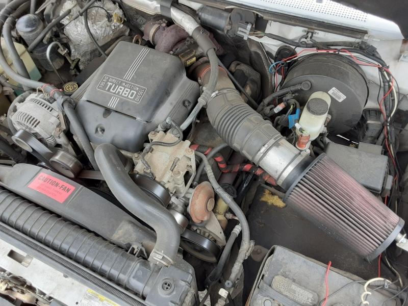 Ford Super Duty F-250 1996 price $10,995