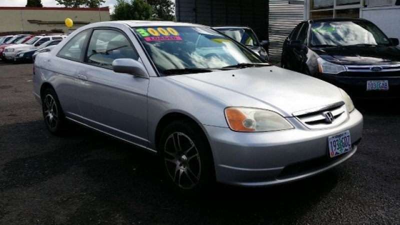 Honda Civic 2003 price $1,995