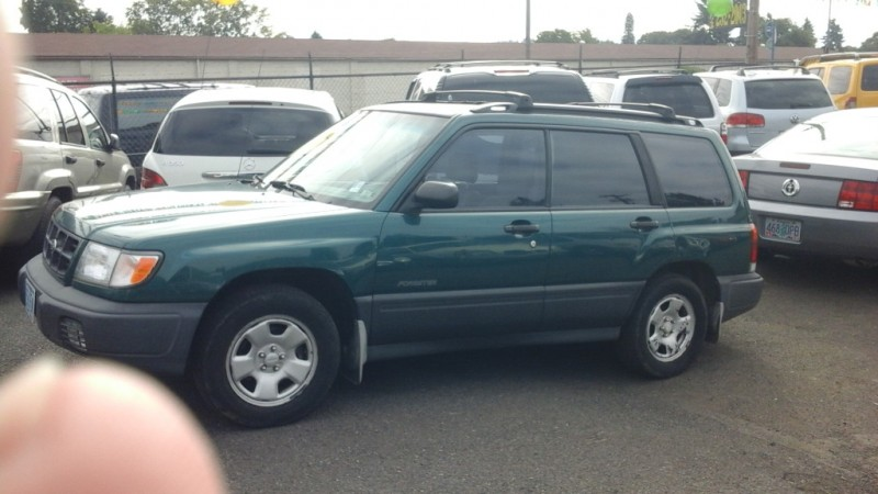 Subaru Forester 1998 price $2,995