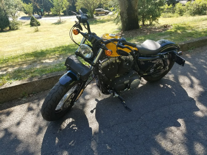 Harley-Davidson 1200 Sporster Forty-Eight 2012 price $8,995 Cash