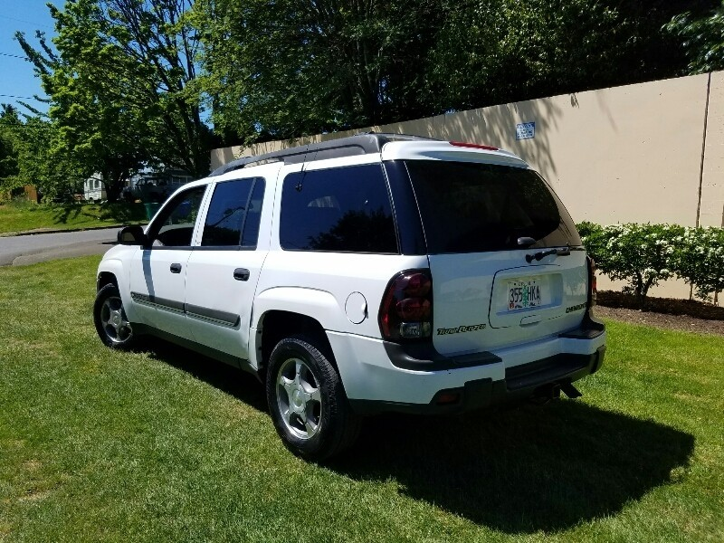 Chevrolet TrailBlazer 2002 price $3,495