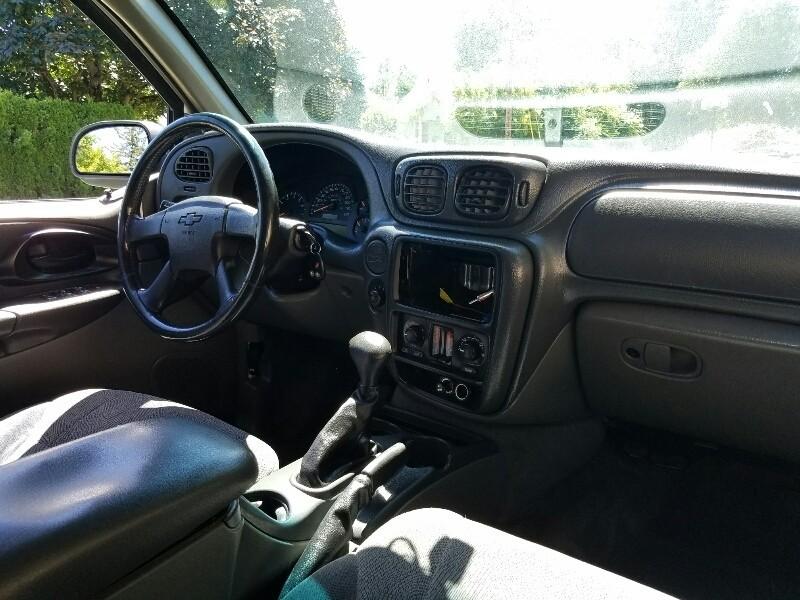 Chevrolet TrailBlazer 2002 price $3,495