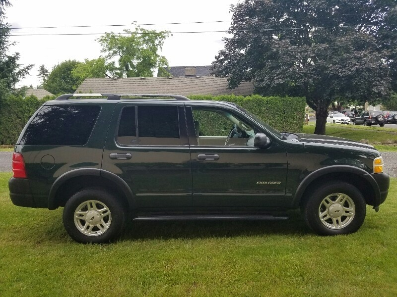 Ford Explorer 2002 price $1,495