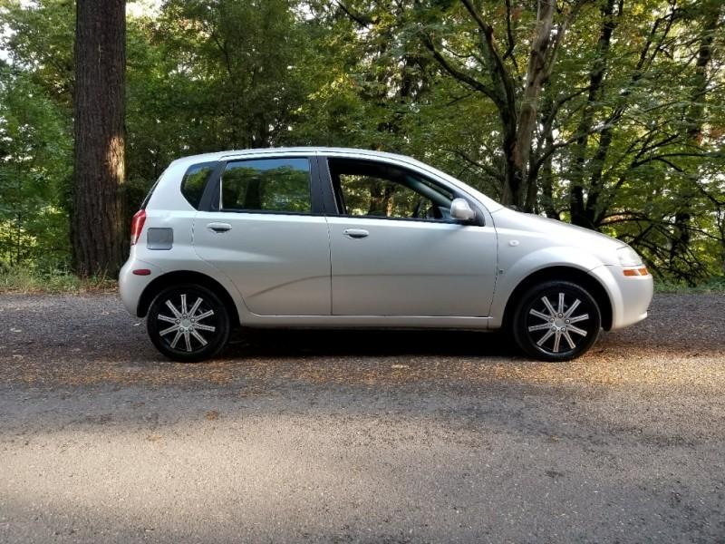 Chevrolet Aveo 2008 price $3,888