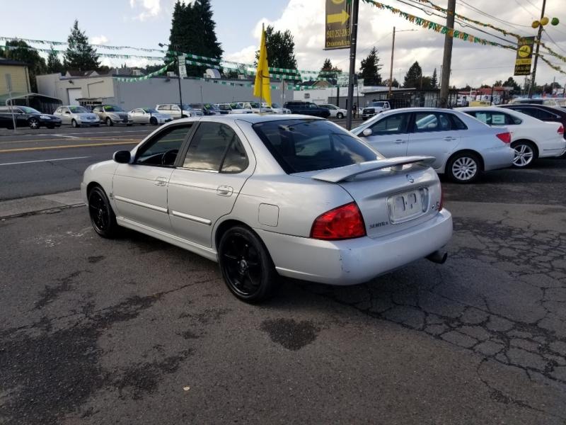 Nissan Sentra 2005 price $3,995