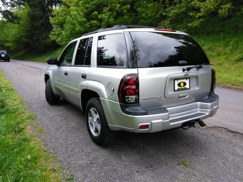 Chevrolet TrailBlazer 2006 price $5,995