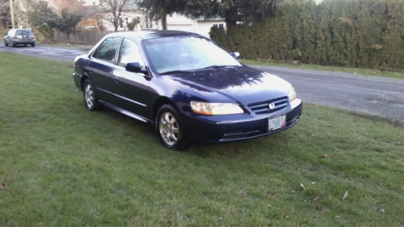 Honda Accord Sdn 2001 price $2,777