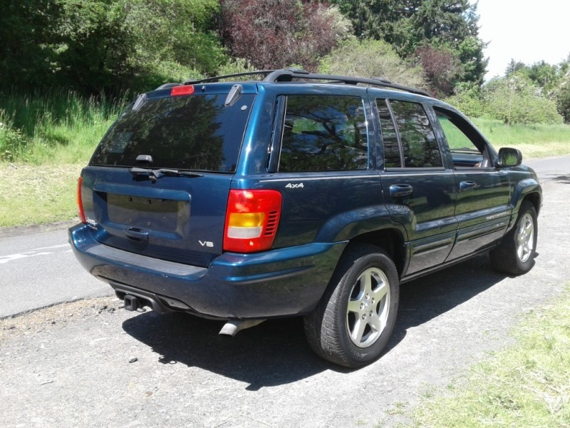 Jeep Grand Cherokee 1999 price $2,495