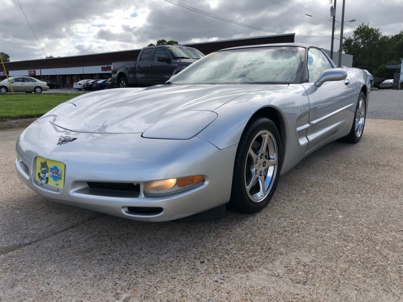 CHEVROLET CORVETTE 2003 price $10,999