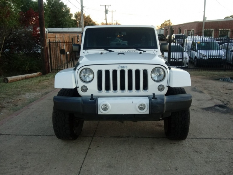 Jeep Wrangler Unlimited 2016 price $23,777 Cash
