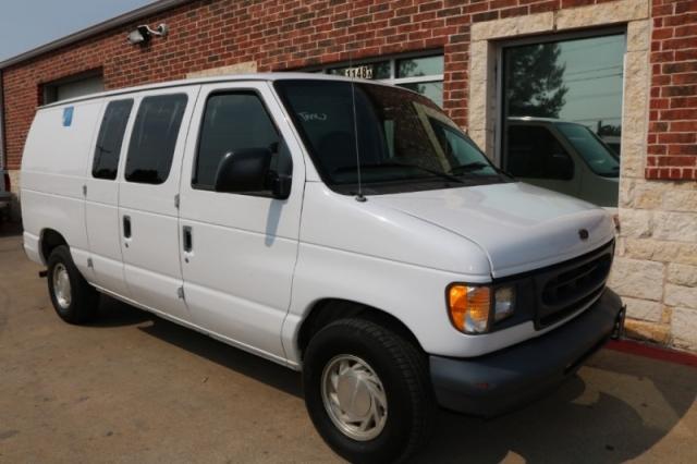 1999 Ford Econoline Cargo Van