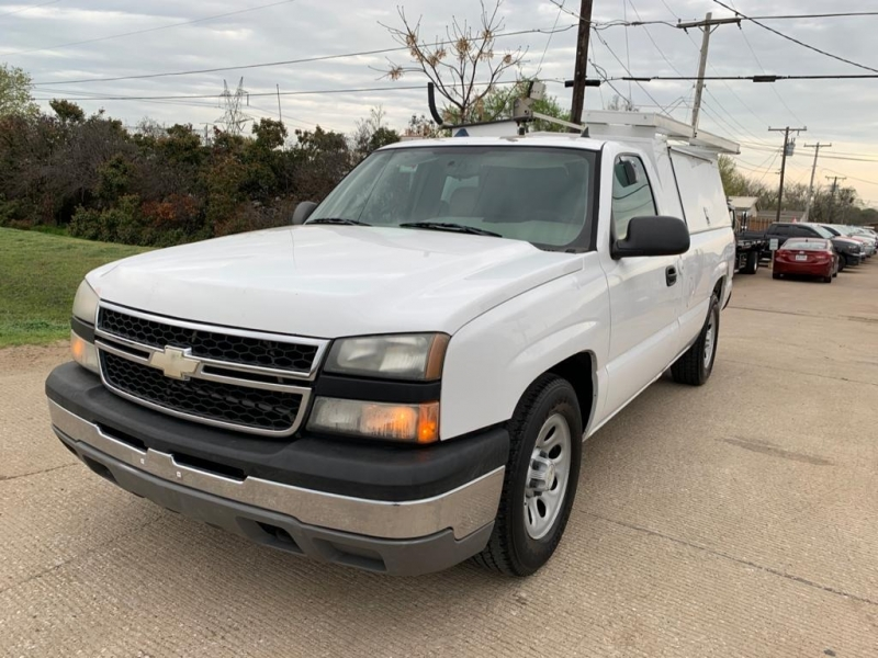 Chevrolet Silverado 1500 2006 price $5,577 Cash