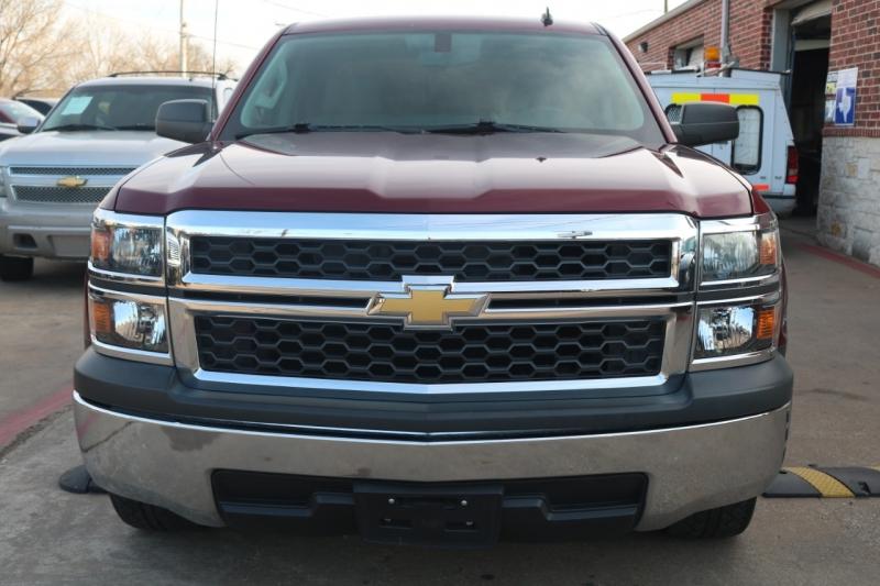 Chevrolet Silverado 1500 2014 price $18,177