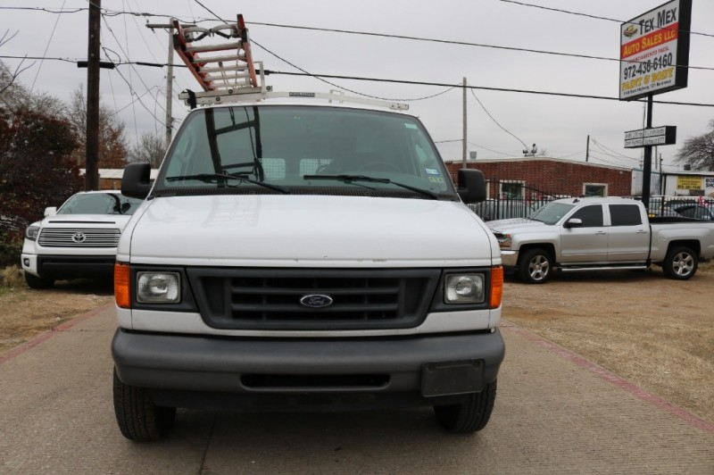 Ford Econoline Cargo Van 2006 price $4,977 Cash