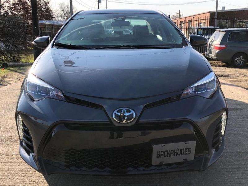 Toyota Corolla 2018 price $13,477
