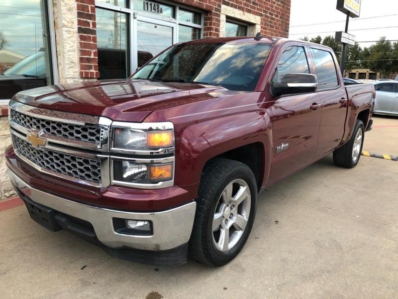 Chevrolet Silverado 1500 2014 price $17,977