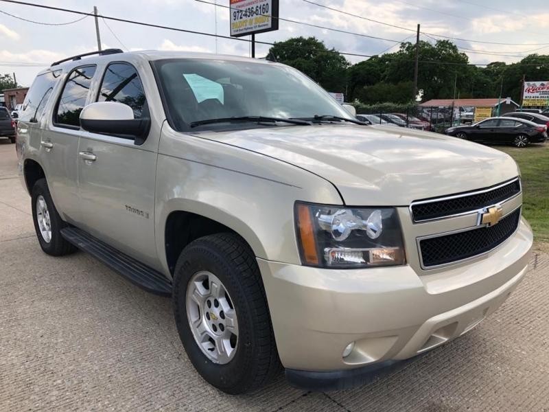Chevrolet Tahoe 2007 price $7,977