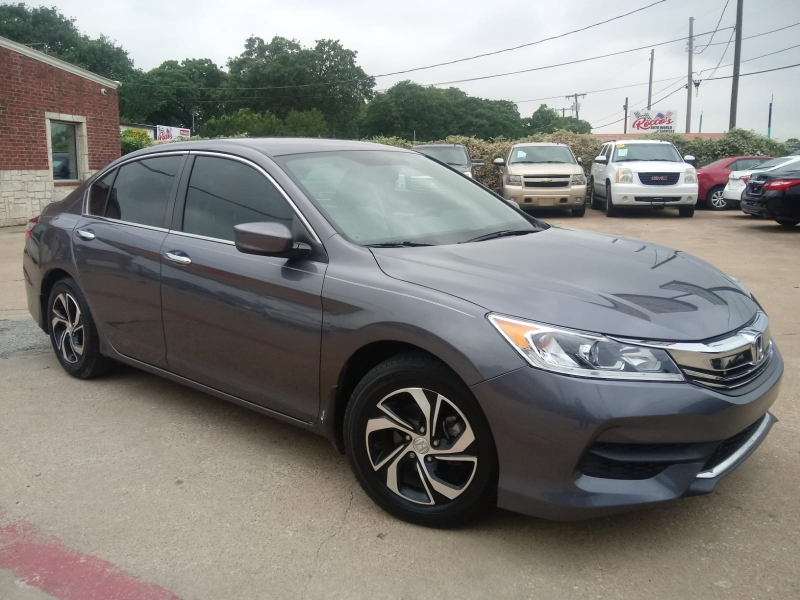 Honda Accord Sedan 2017 price $12,577