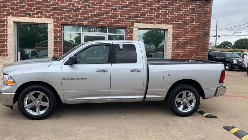 RAM 1500 2011 price $7,277