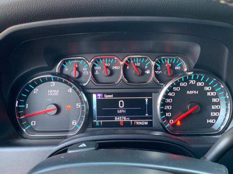 Chevrolet Silverado 1500 2016 price $22,977
