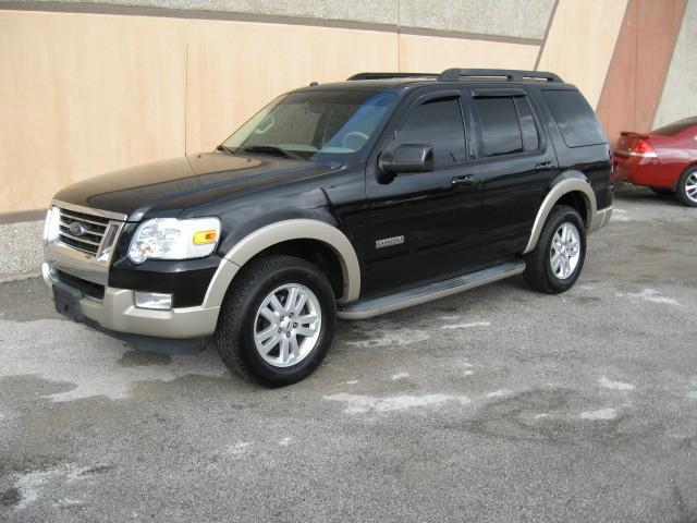 2008 Ford Explorer Eddie Bauer >> 2008 Ford Explorer Rwd 4dr V6 Eddie Bauer