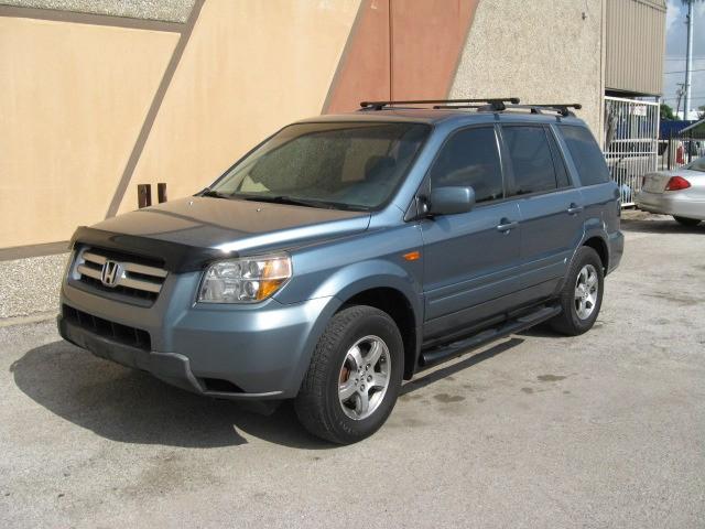 2006 Honda Pilot Mpg >> 2006 Honda Pilot 2wd Ex At