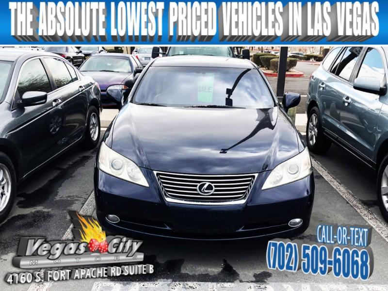 2007 Lexus Es 350 4dr Sdn Inventory Vegas City Auto