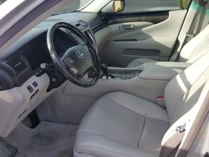 Lexus LS 460 2008 price $9,800 Cash