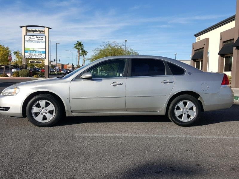 Chevrolet Impala 2008 price $3,500 Cash