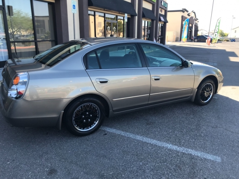 Nissan Altima 2003 price $3,500 Cash