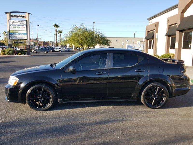 Dodge Avenger 2014 price $7,800
